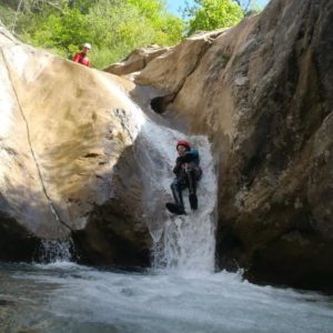 canyoning Hautes terres de provence