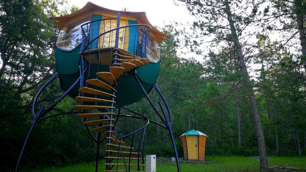 Campalune – Camping Le Mousserein