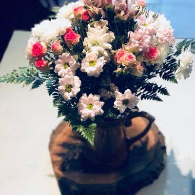 atelier floral composition floral fleurise La Motte du Caire