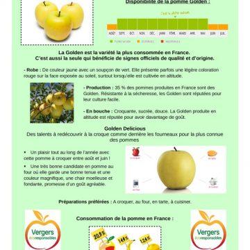 Panneau-9-sur-la-pomme-cultivée-la-Golden