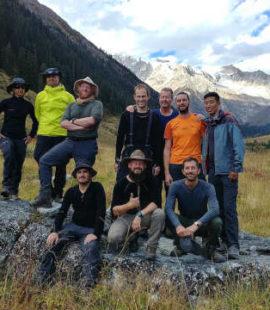 trek au tibet avec luc richard guide trek diplômé d'état