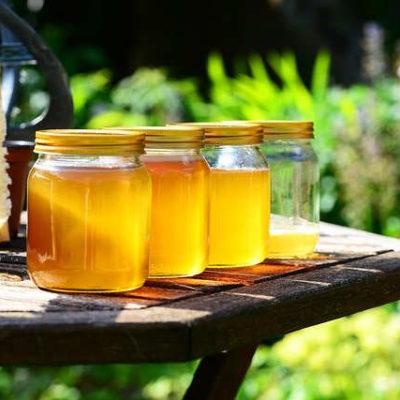 miel de lavande et de montagne médaillé concours agricole de paris