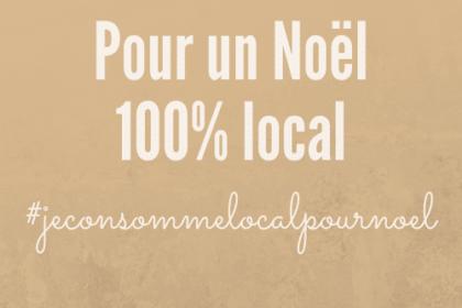 consommer local pour les fêtes de noël - alpes-de-haute-provence et Hautes-Alpes