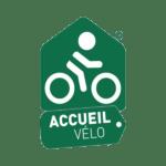 label marque accueil vélo