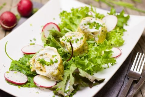 Salade pâques provence