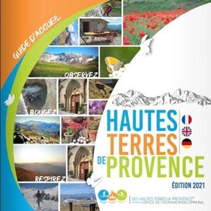 Guide touristique Hautes Terres de Provence, entre Gap et Sisteron