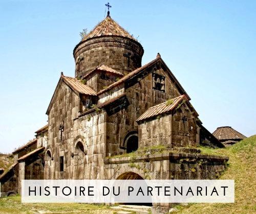 Histoire du partenariat de coopération franco-arménienne